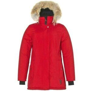 Kanuk Mont-Royal Insulated Parka with Coyote Fur